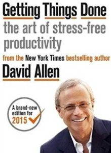 Must read books for entrepreneurs - Getting Things Done by David Allen