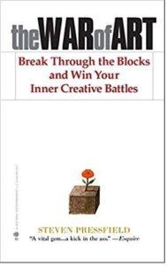 Must read books for entrepreneurs-The War of Art by Steven Pressfield