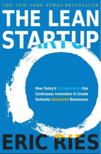 Must read books for entrepreneurs -The lean startup by Eric Ries